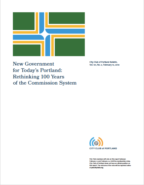 378efcf8b41 Download City Club's report on Portland's commission form of government >>